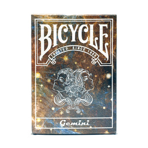 Bicycle Constellation Series Gemini Playing Cards