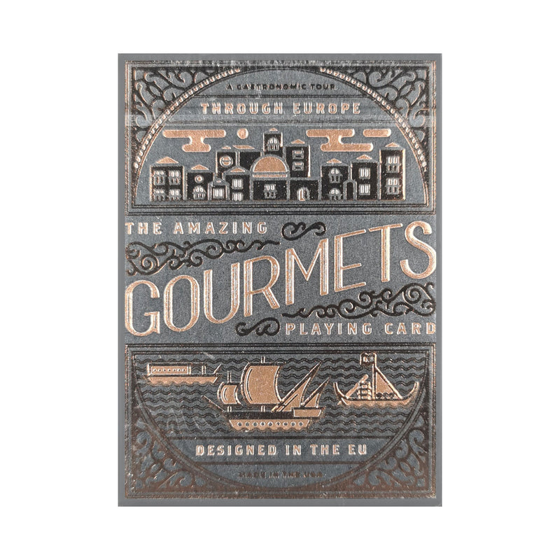 Gourmet Playing Cards