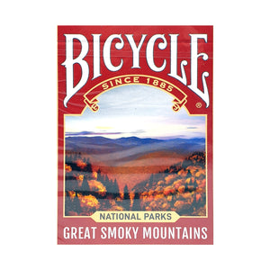 Bicycle National Parks Great Smoky Mountains Playing Cards