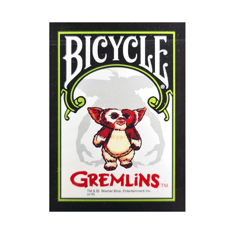 Bicycle Gremlins Playing Cards
