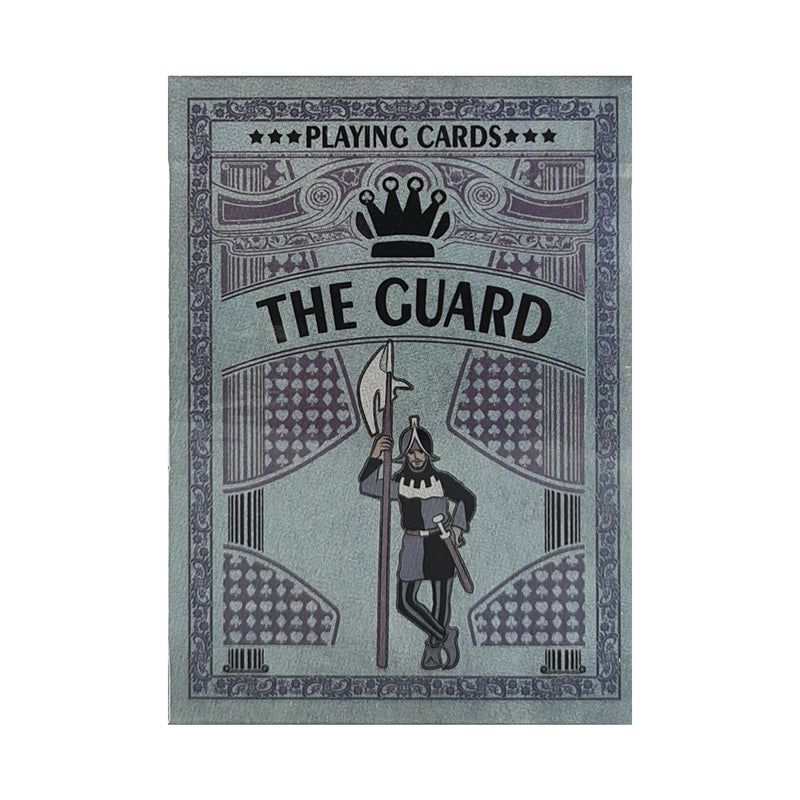 Guard Slate Playing Cards