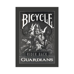 Bicycle Guardians v1 (Ohio) Playing Cards