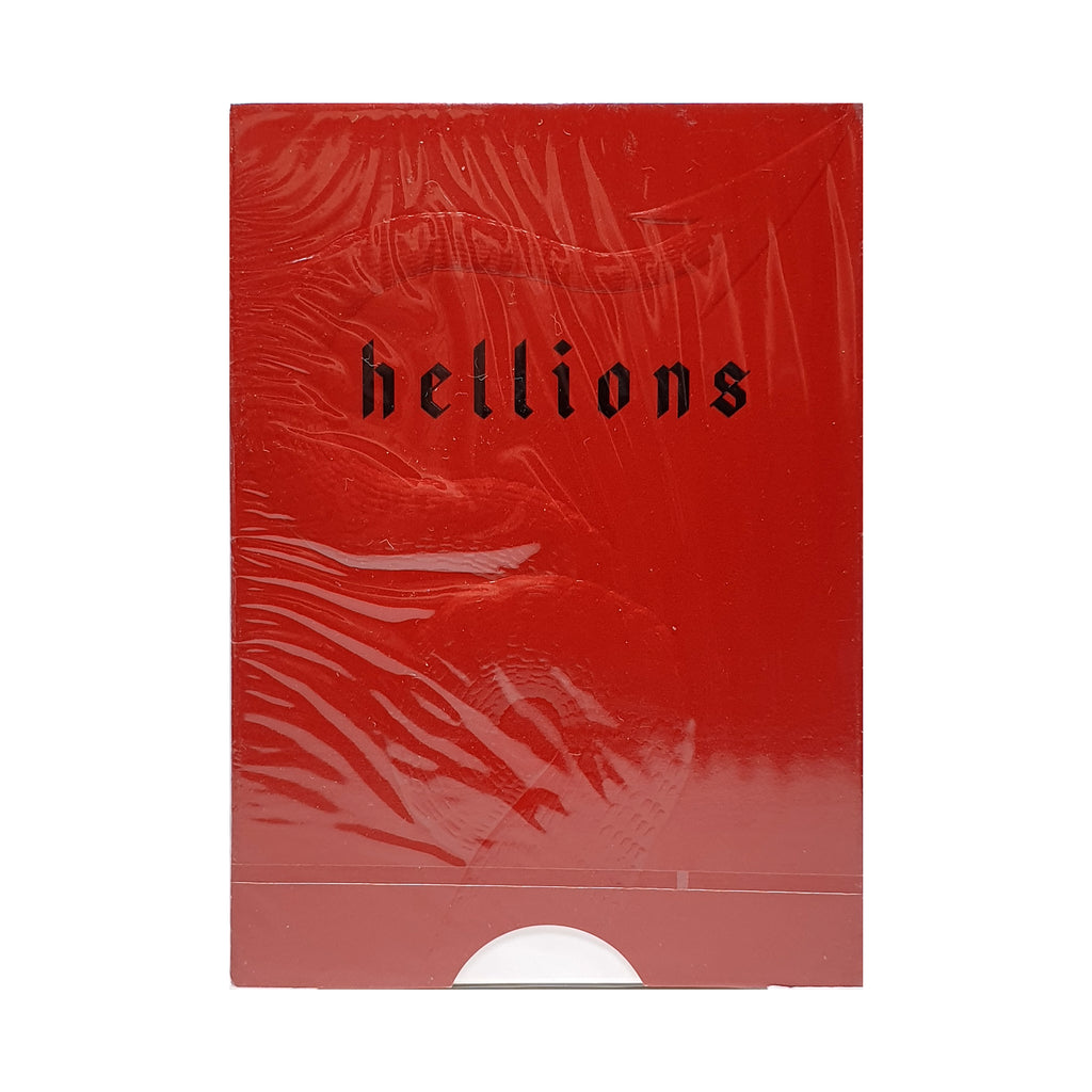 Madison Hellions v1 Playing Cards