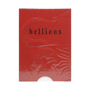 Madison Hellions v2 Playing Cards