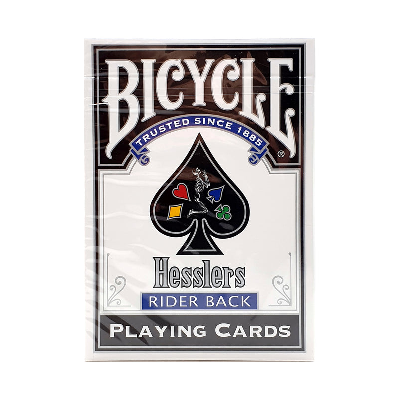 Bicycle Hesslers Blue Playing Cards
