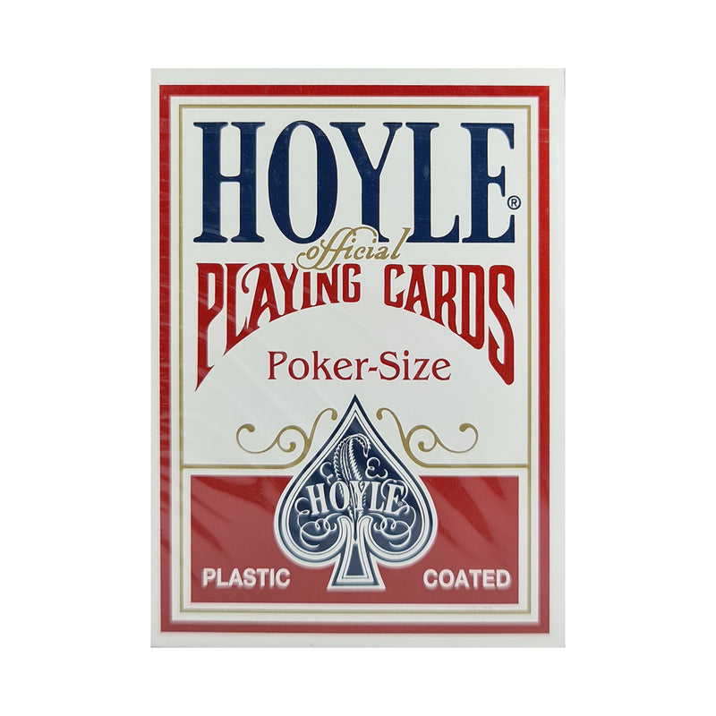 Hoyle Red Playing Cards
