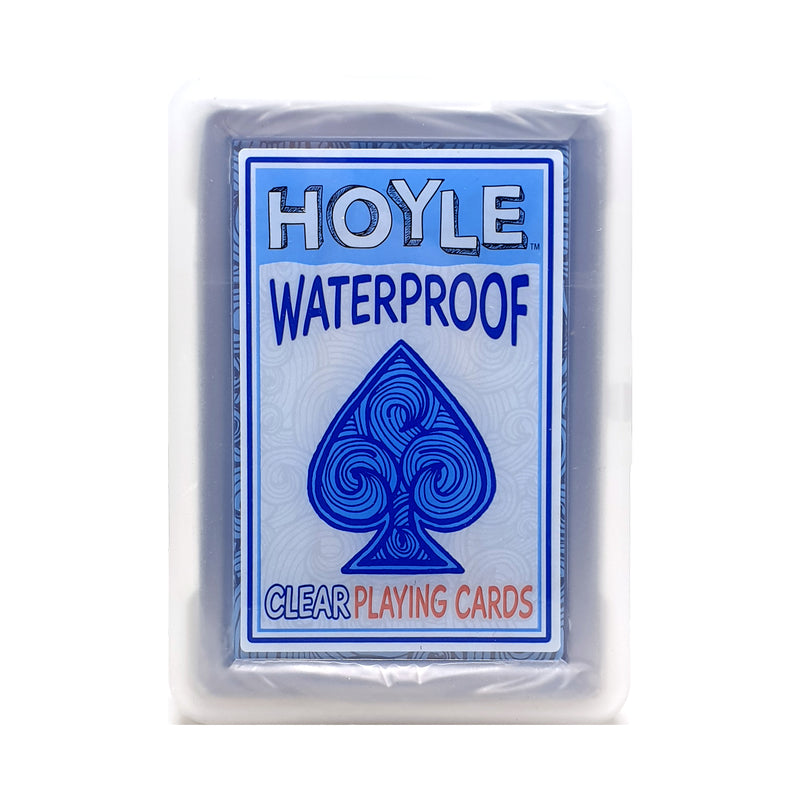 Hoyle Waterproof (Plastic) Playing Cards