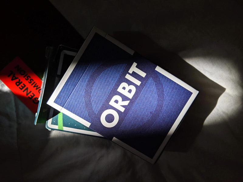 The Orbit Cardistry Con 2019 Edition Playing Cards