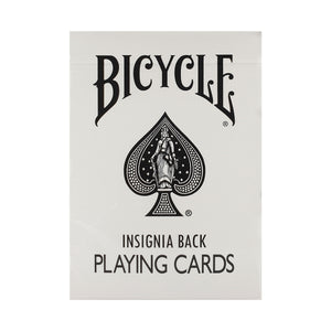 Bicycle Insignia White Playing Cards
