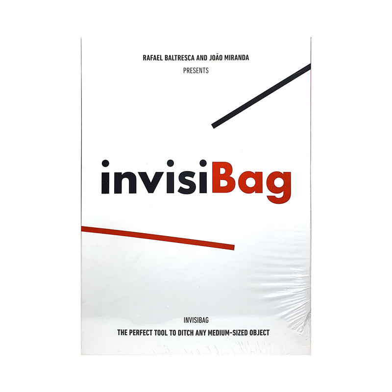 Invisibag Black (Instructions and Gimmick)