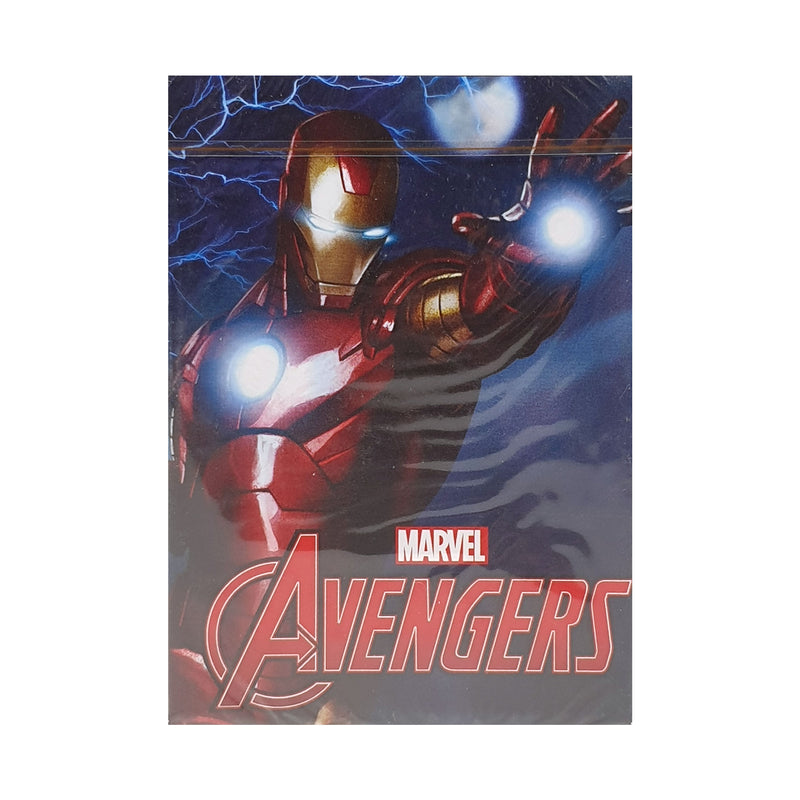 Marvel Avengers Iron Man Playing Cards