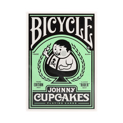 Bicycle Johnny Cupcake v3 Playing Cards
