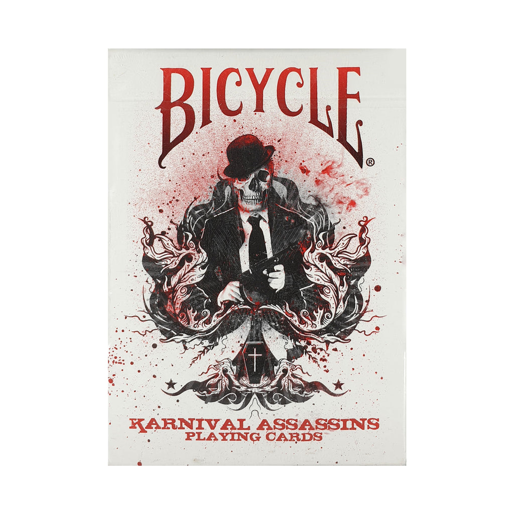 Bicycle Assassins Playing Cards