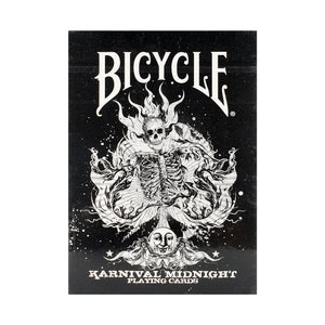 Bicycle Karnival Midnight (Ohio) Playing Cards