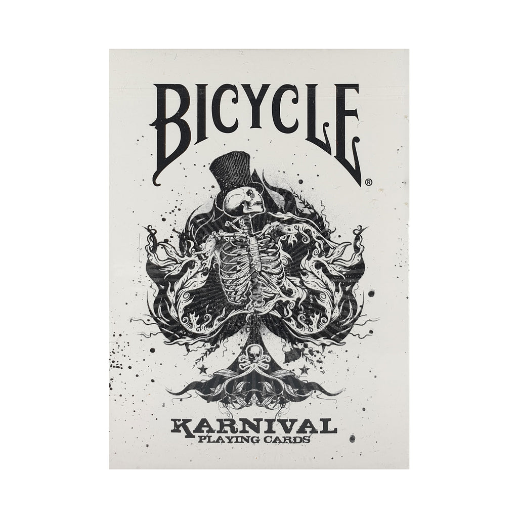 Bicycle Karnival (Ohio) Playing Cards