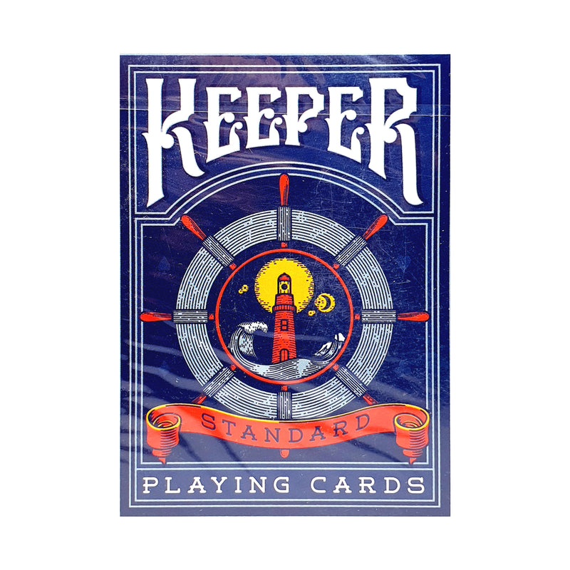 Keeper Playing Cards