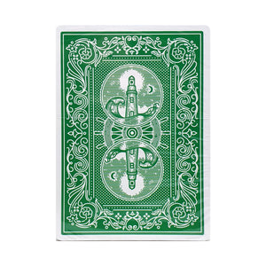 Keeper Green Reloads Playing Cards
