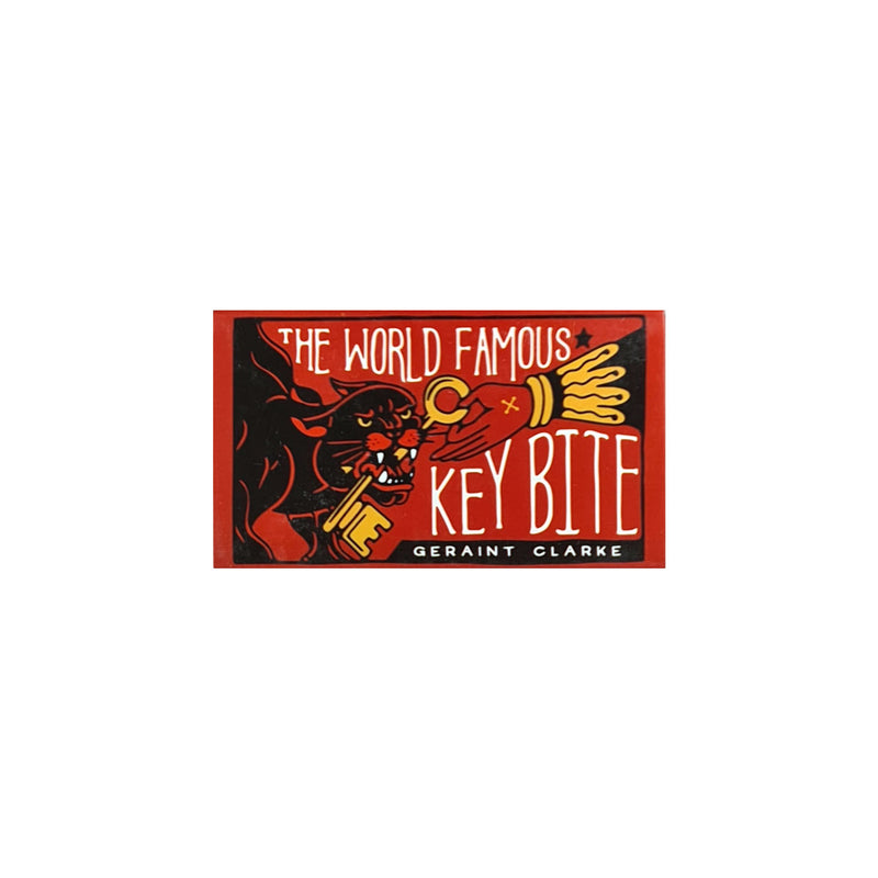 Key Bite (Instructions and Gimmick)