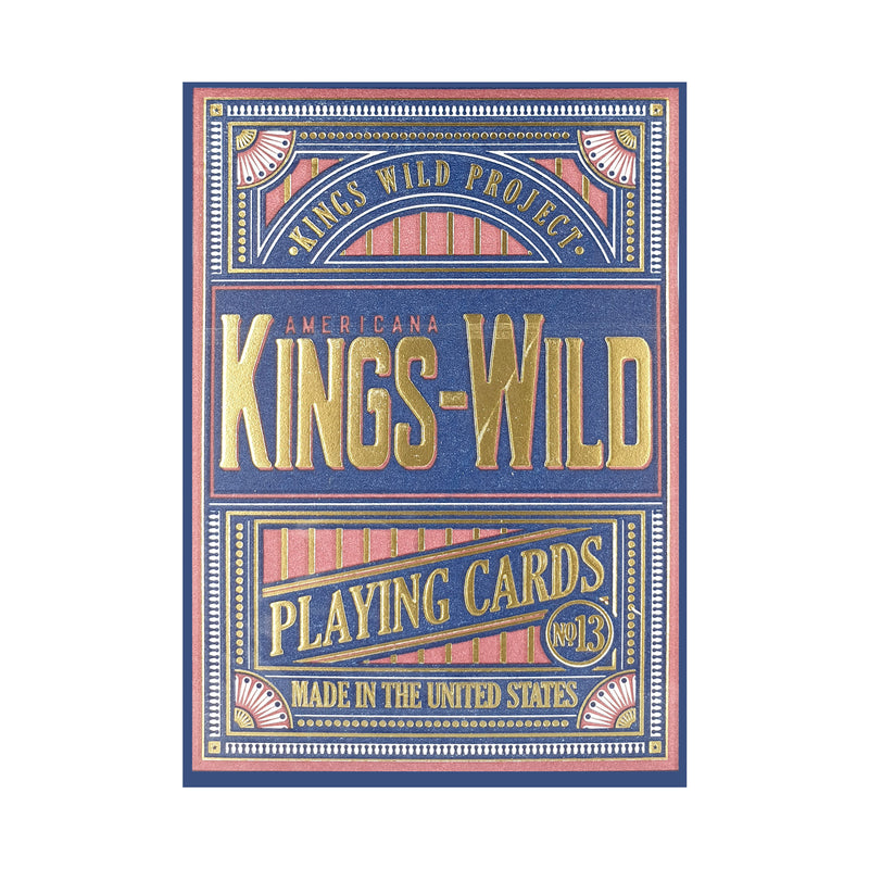 Americana Limited Edition Playing Cards