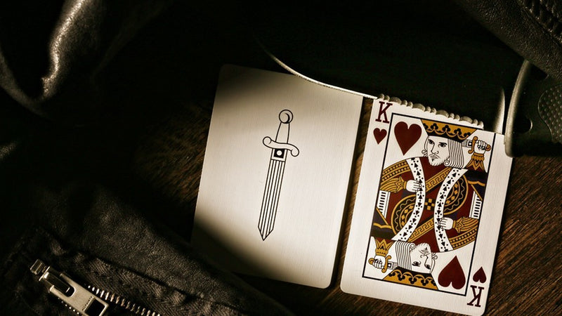 Kings (Marked) Playing Cards