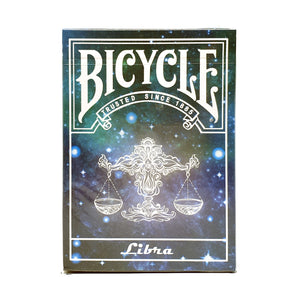 Bicycle Constellation Series Libra Playing Cards