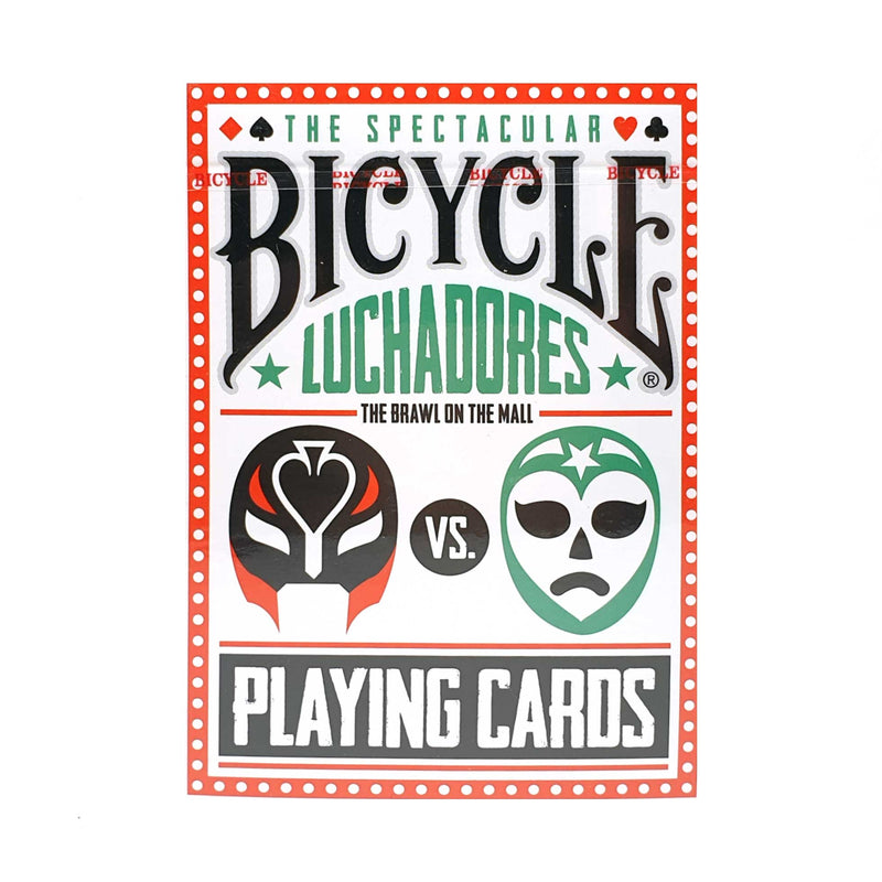 Bicycle Luchadores Playing Cards