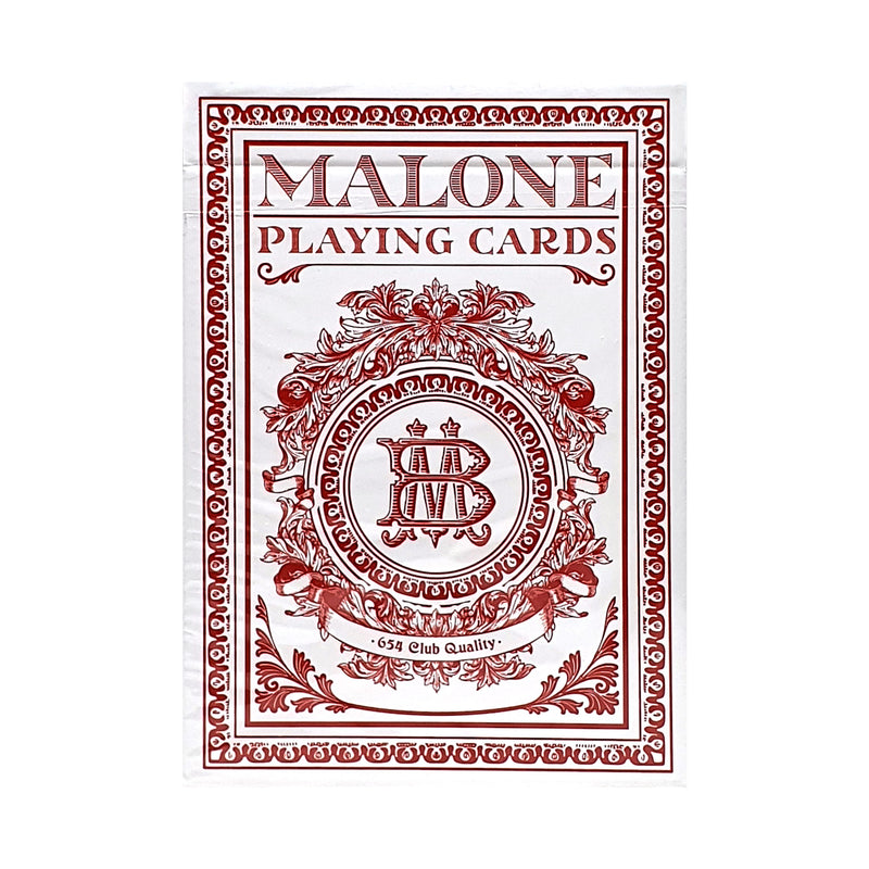 Malone Playing Cards
