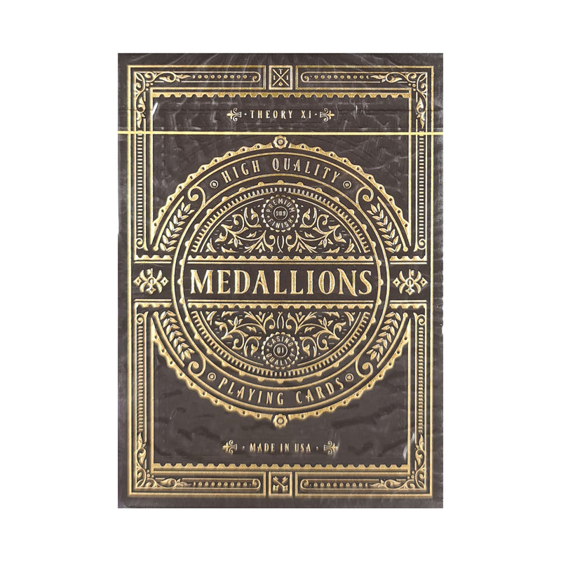 Medallions Playing Cards