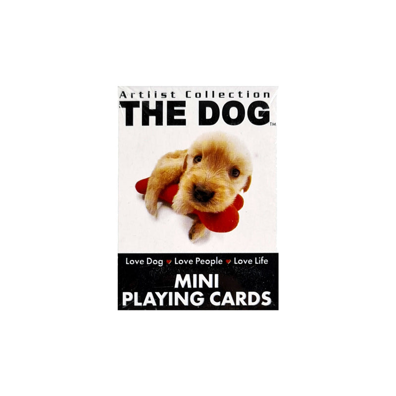 The Dog Mini Playing Cards