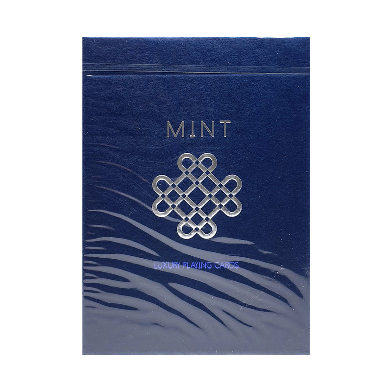 Mint v2 Blueberry (Marked) Playing Cards
