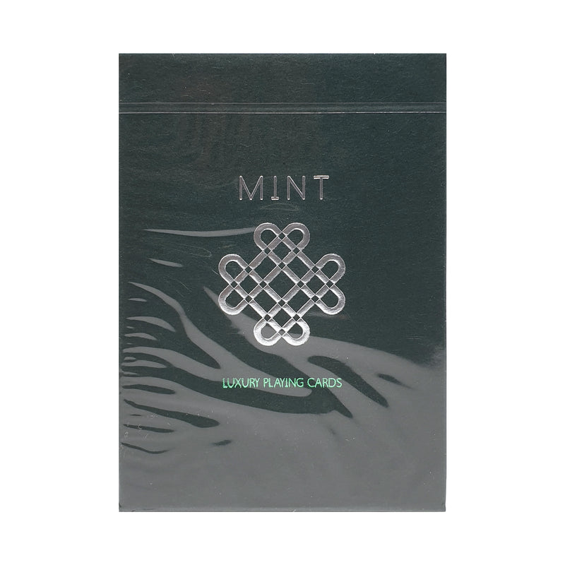 Mint v2 Cucumber (Marked) Playing Cards