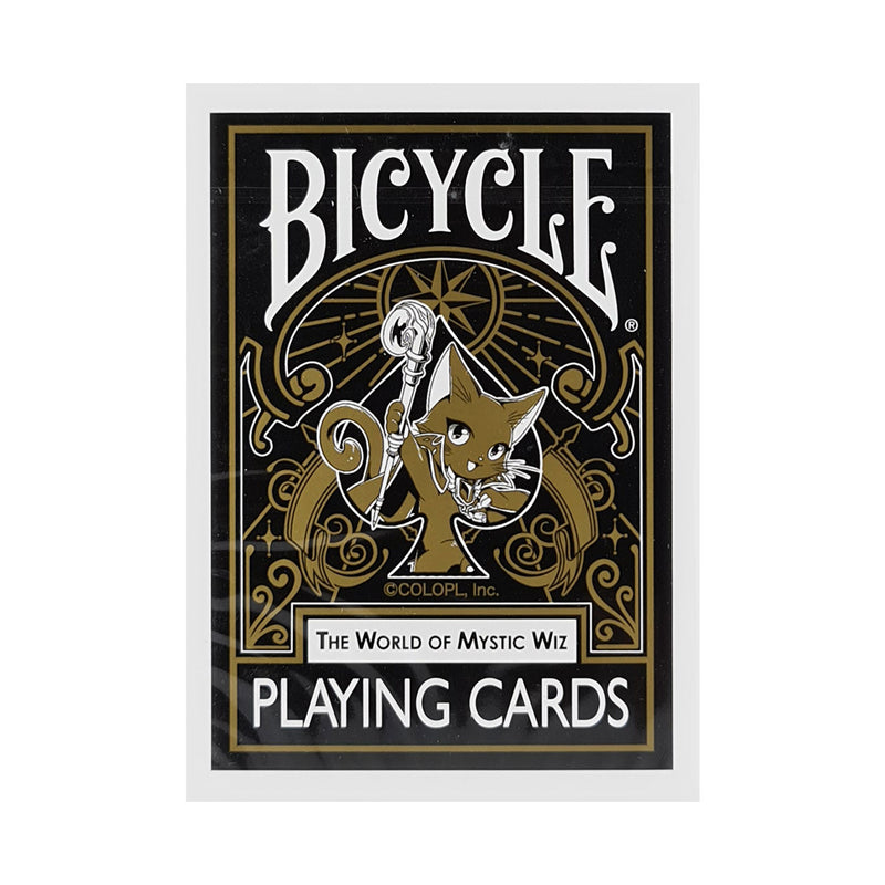 Bicycle Wizard of Mystic Wiz Playing Cards