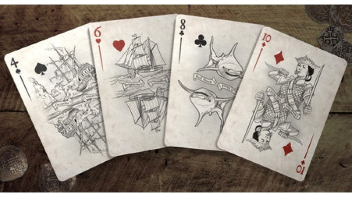 Master East Playing Cards