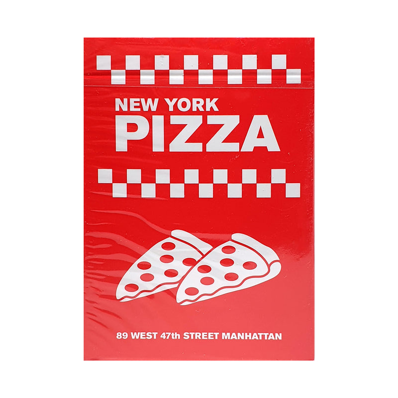 New York Pizza Playing Cards