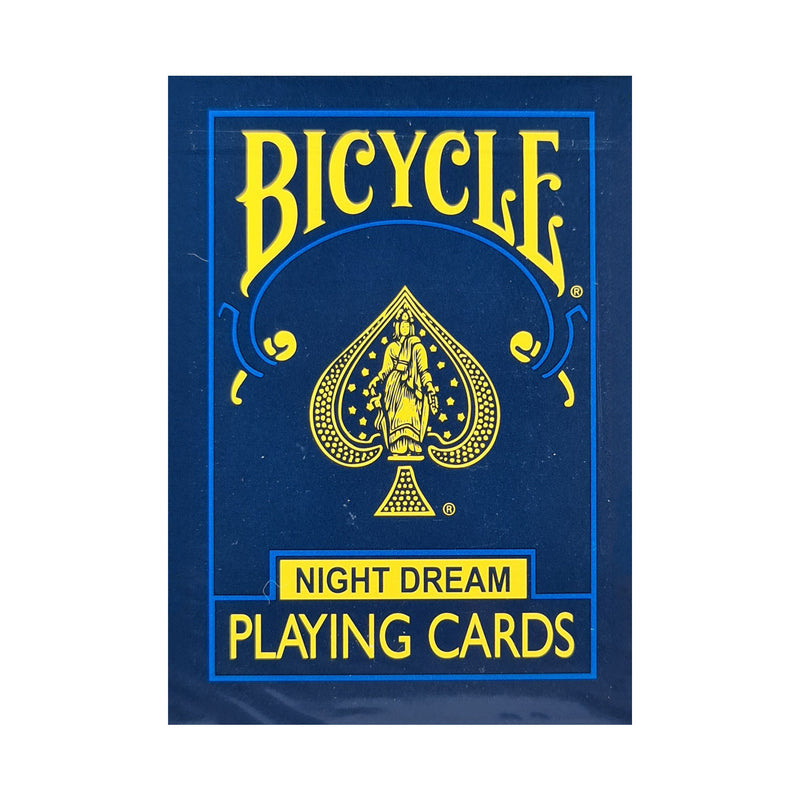 Bicycle Night Dream Playing Cards