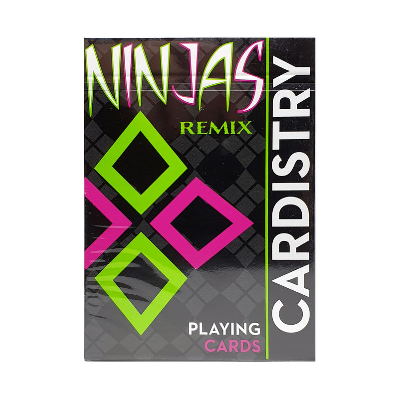 Cardistry Ninja Remix Playing Cards