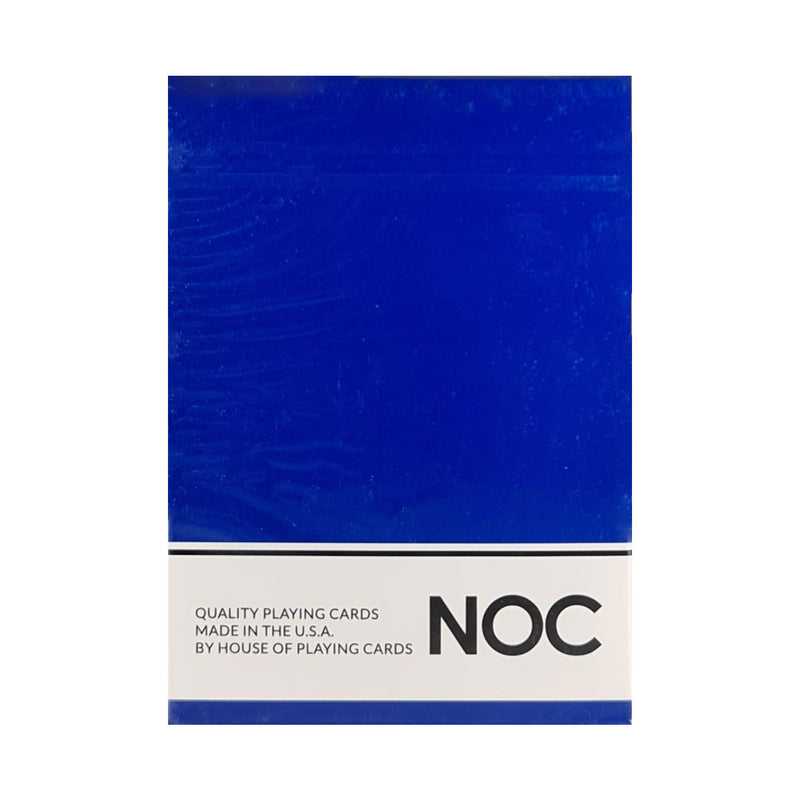 NOC Originals Blue Playing Cards