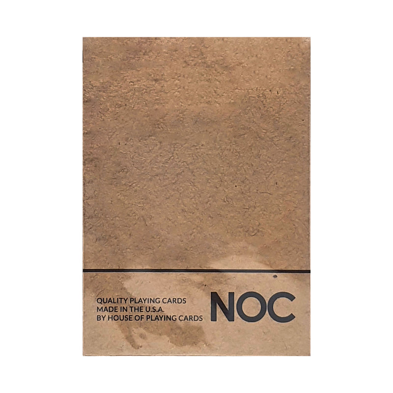NOC Wood Playing Cards