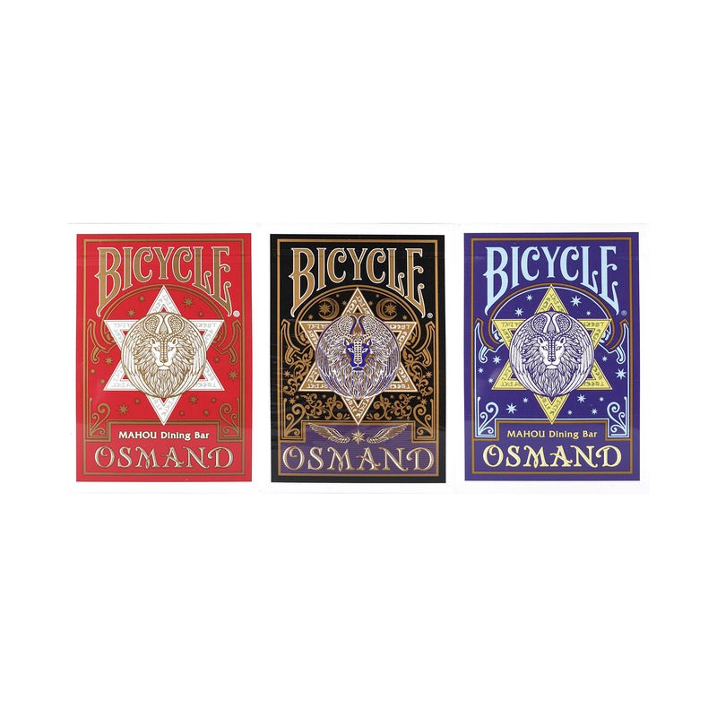 Bicycle Osmand Dining Bar Set Playing Cards