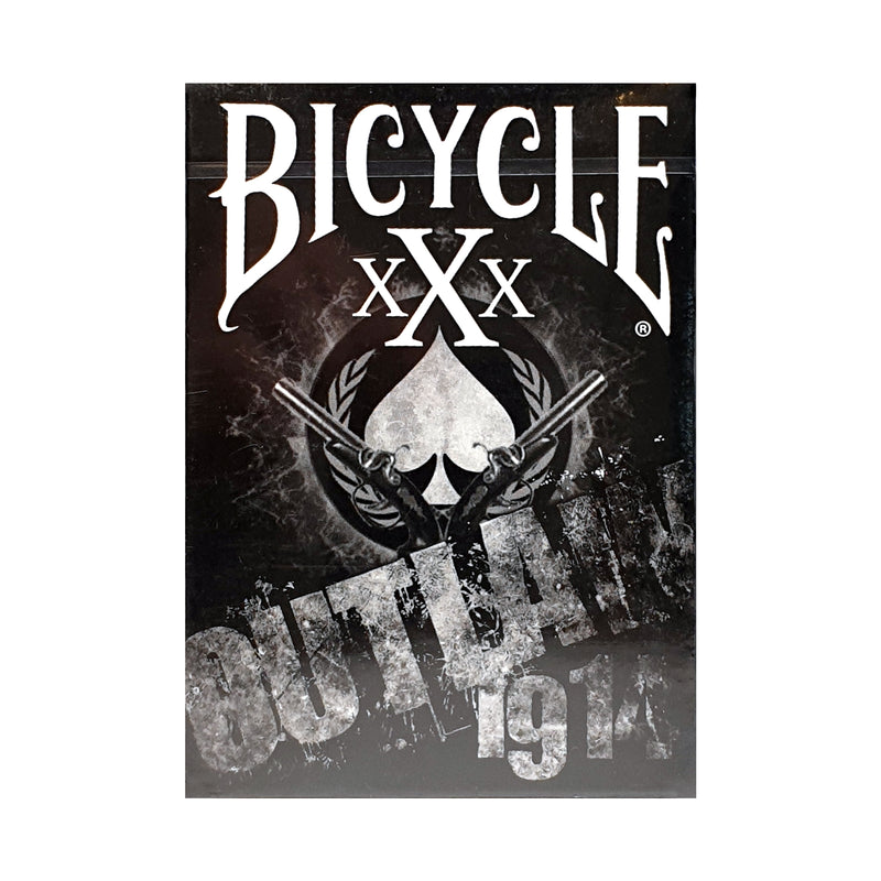 Bicycle Outlaw xXx Playing Cards