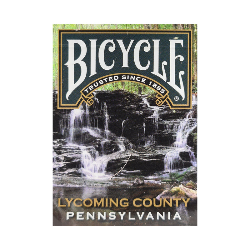 Bicycle Pennsylvania Lycoming Playing Cards