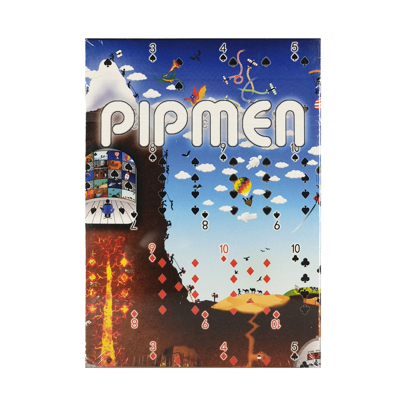 Pipmen World v2 Playing Cards