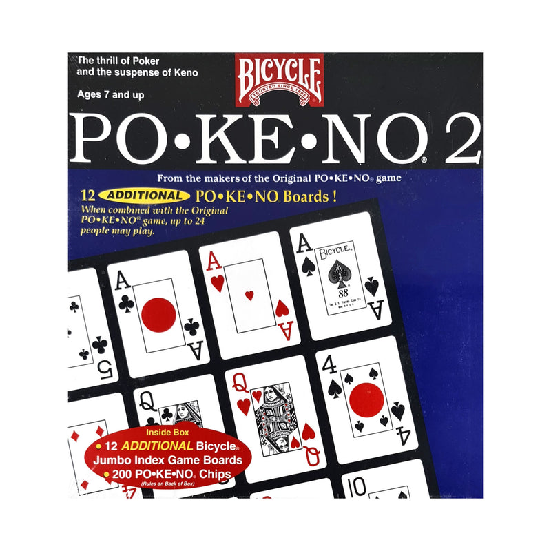Bicycle Pokeno 2 Game