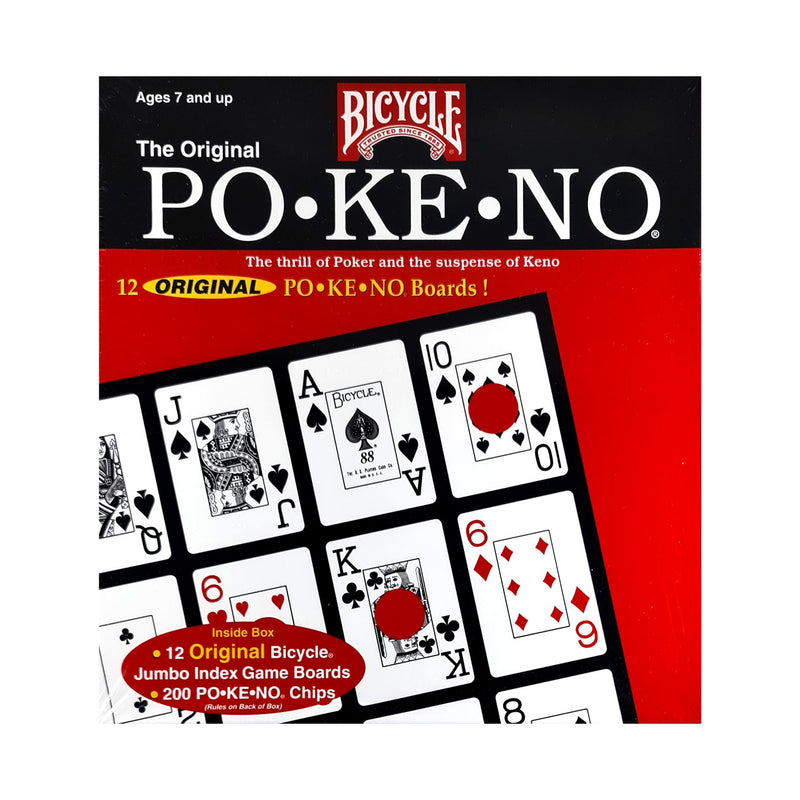 Bicycle Pokeno Game