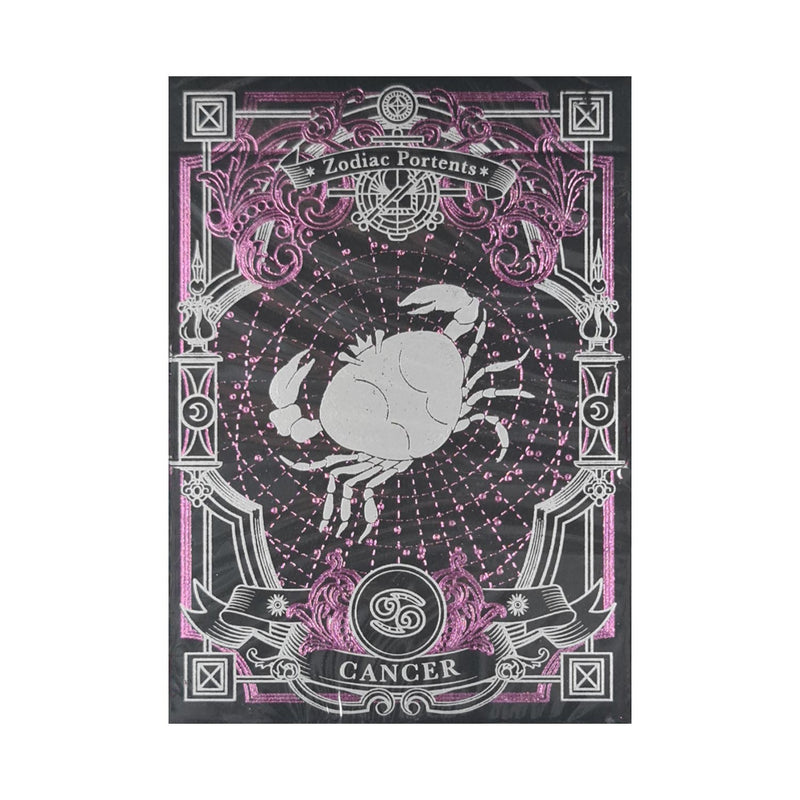 Zodiac Portents Cancer Playing Cards