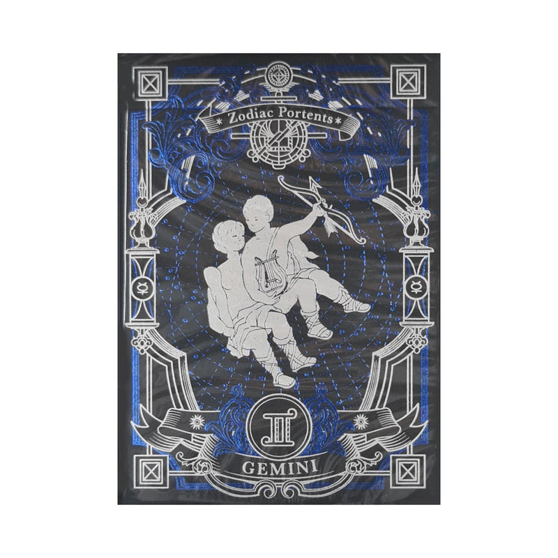 Zodiac Portents Gemini Playing Cards