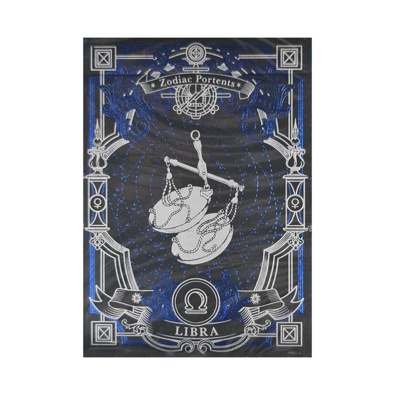 Zodiac Portents Libra Playing Cards