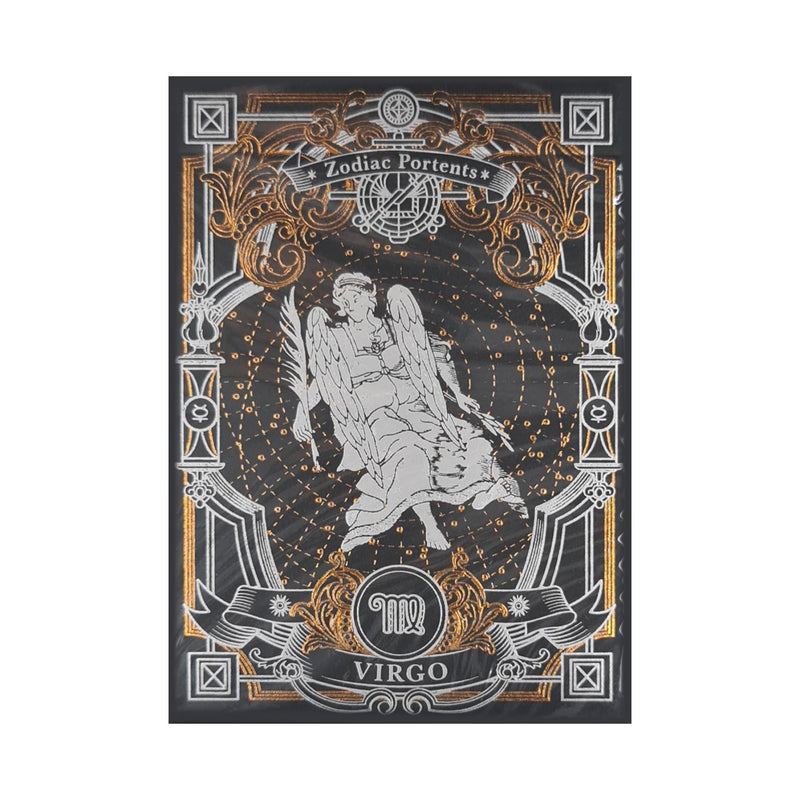 Zodiac Portents Virgo Playing Cards