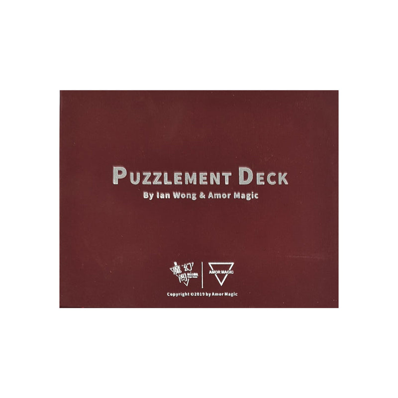 Puzzlement Deck (Instructions and Gimmick)