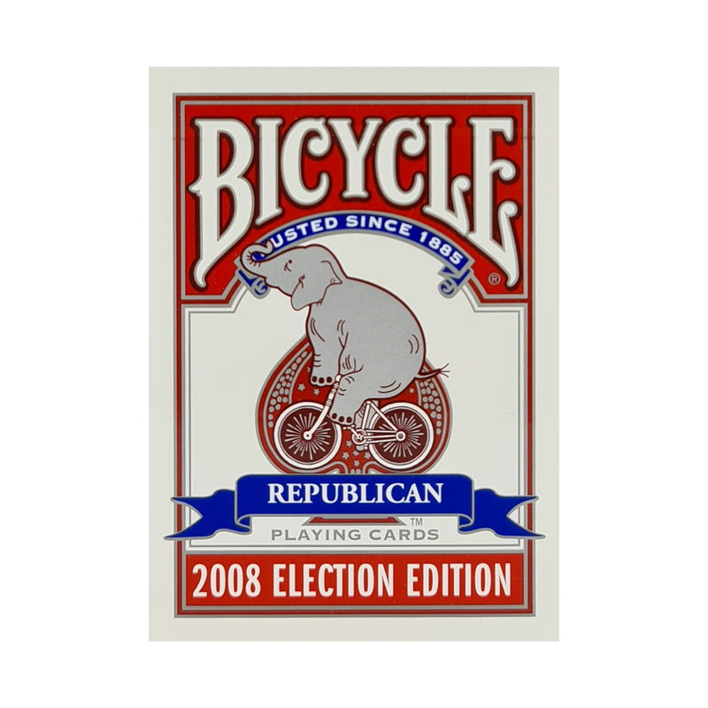 Bicycle Election Republican Playing Cards